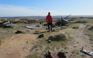 Aircraft Wreck Tours in the UK by Treks to the Wrecks